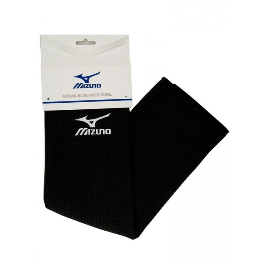 Mizuno Small Microfiber Towel Black
