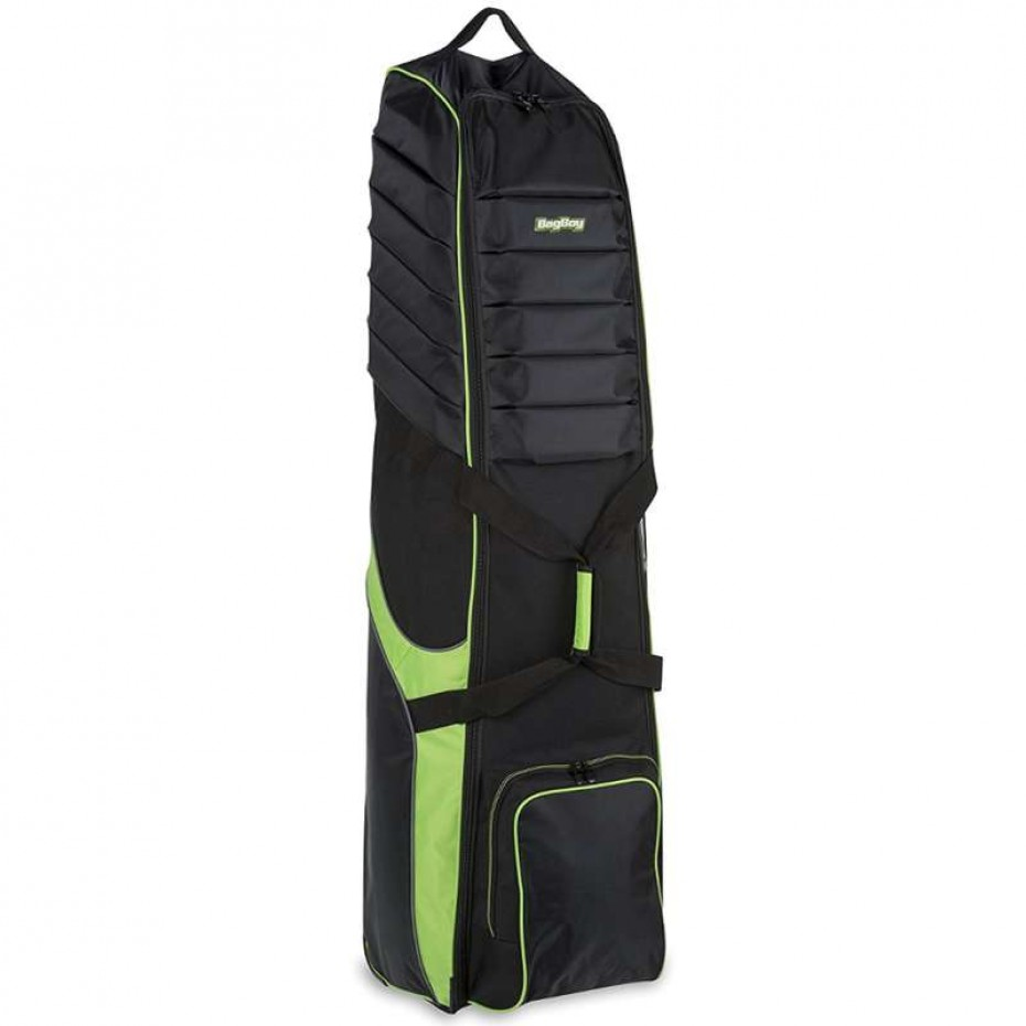 Bag Boy T - 750 Wheeled Travel Bag Black Lime