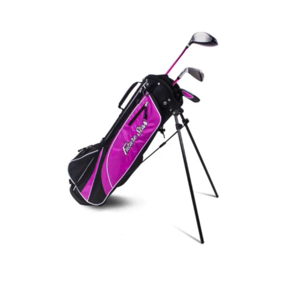 PGF Future Star Junior Package - Right Hand Pink Ages 9+