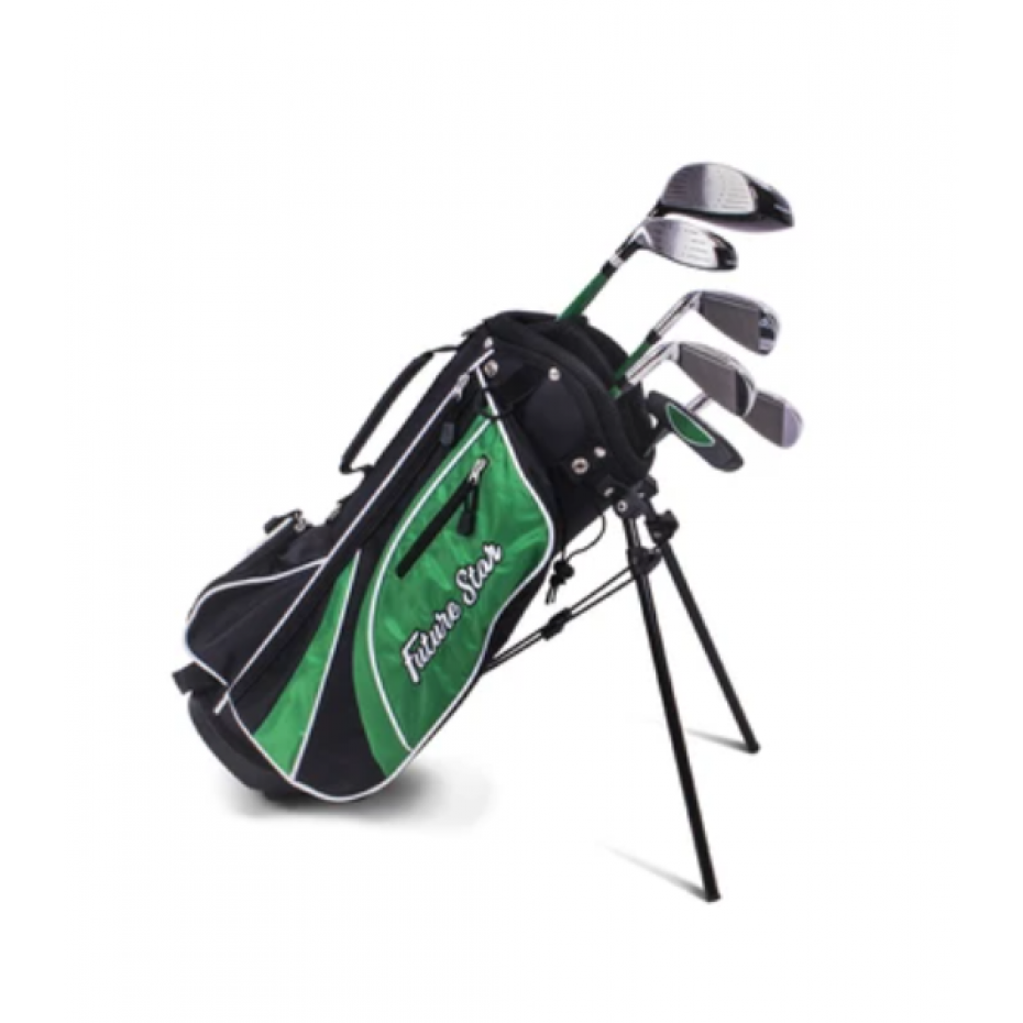 PGF Future Star Deluxe Junior Package - Right Hand Green Ages 3+