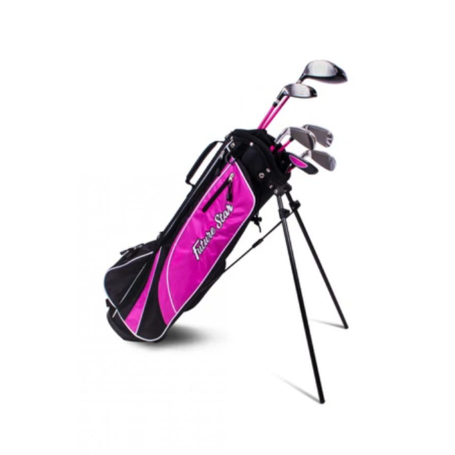 PGF Future Star Deluxe Junior Package - Right Hand Pink Ages 9+