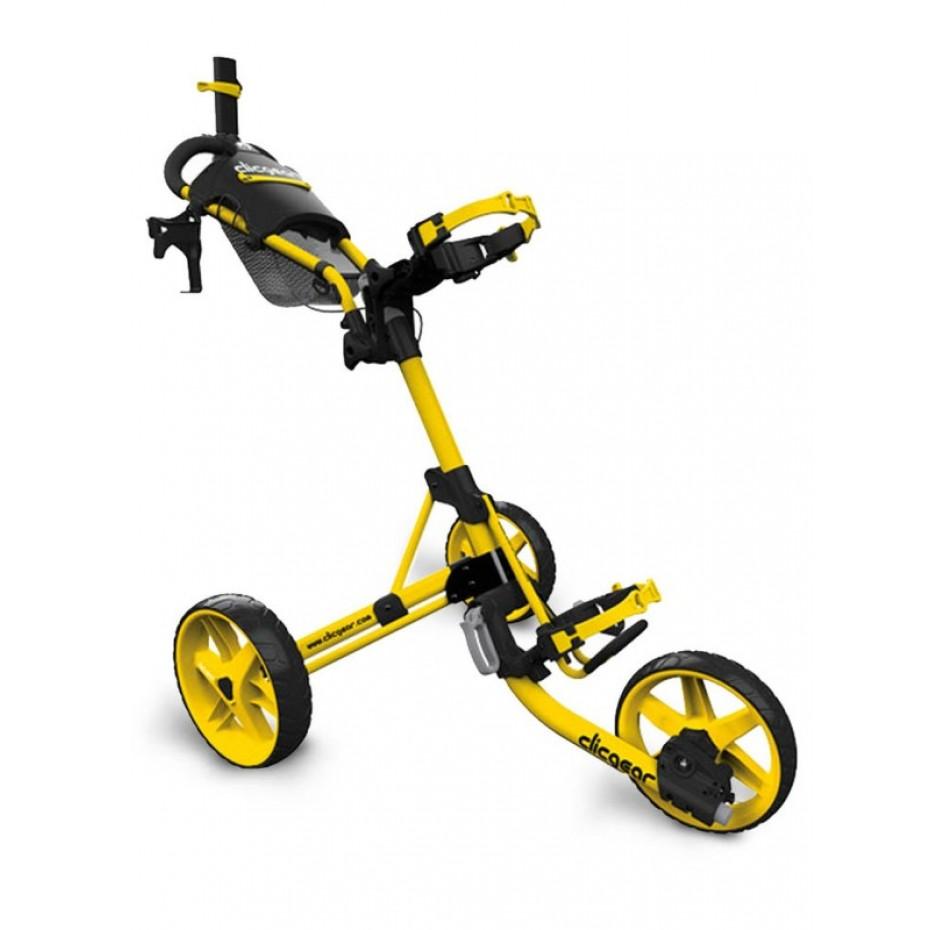 Clicgear Model 4.0 - Yellow