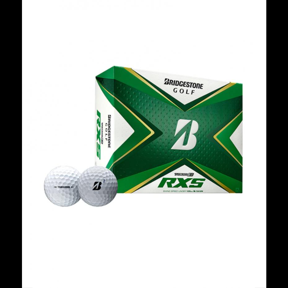 Bridgestone Tour B RXS Golf Ball Per Dozen 2020 Yellow