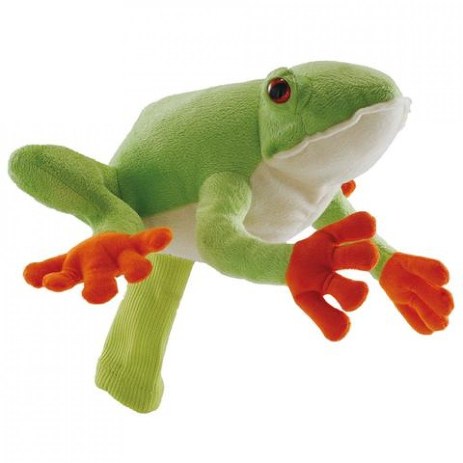 Redback Tree Frog Headcover