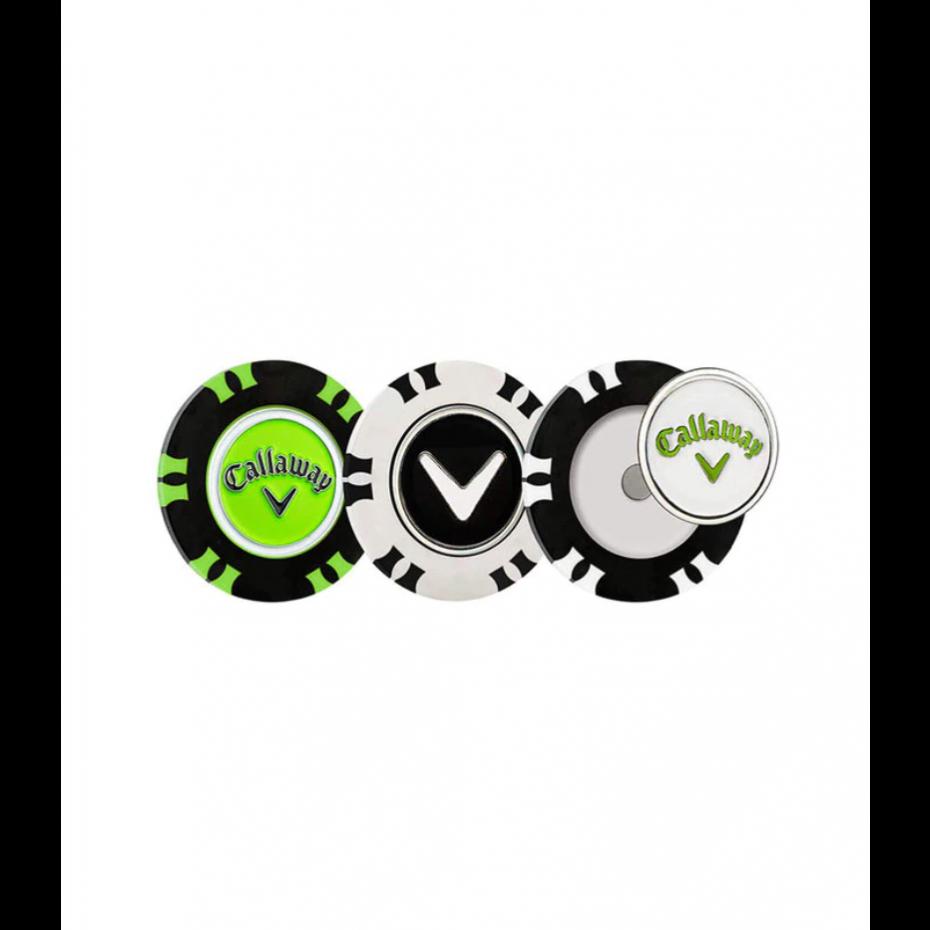 Callaway Dual Mark Poker Chips
