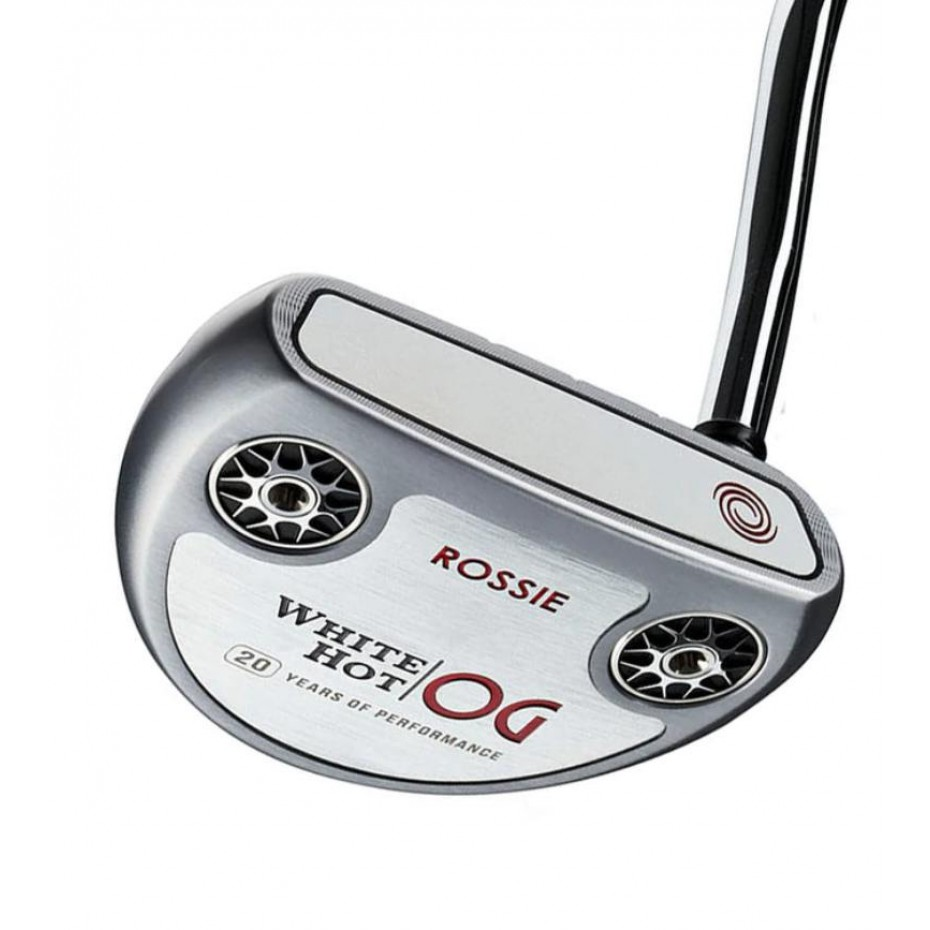 Odyssey White Hot OG Stroke Lab Rossie - Right Hand Putter OS Grip