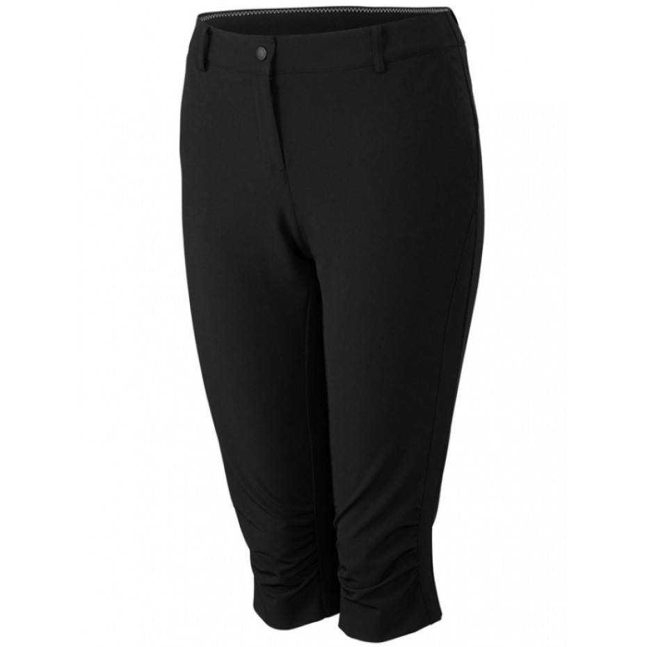 Annika CB Dry Tec 3 Quarter Pants Black