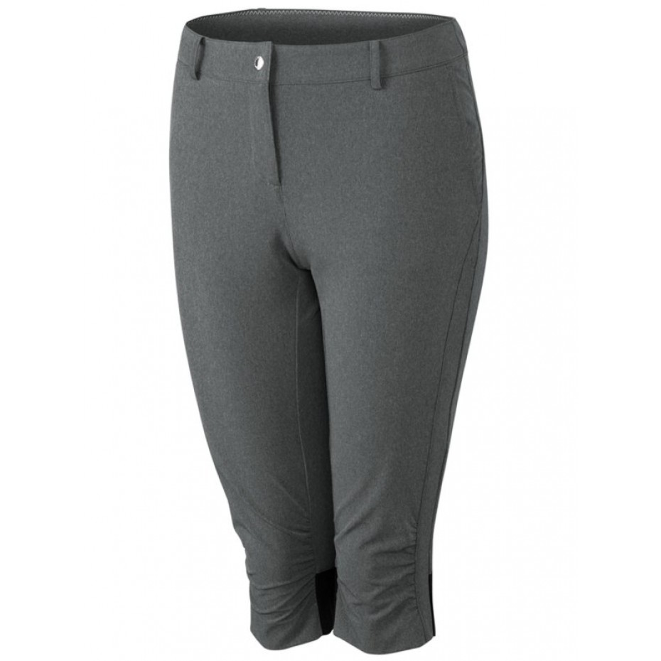 Annika CB Dry Tec 3 Quarter Pants Grey