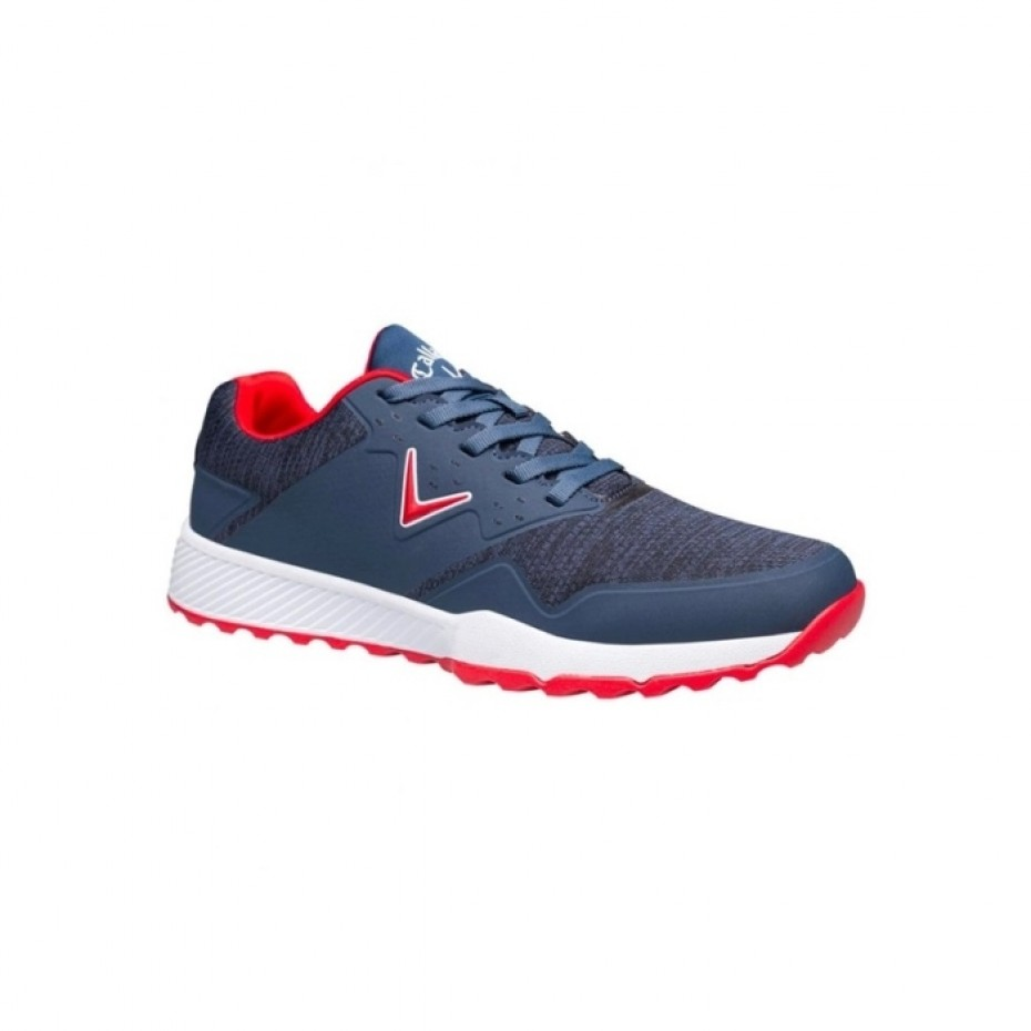 Callaway Mens Shoes Chev Series Ace Aero M59535 Navy White Red