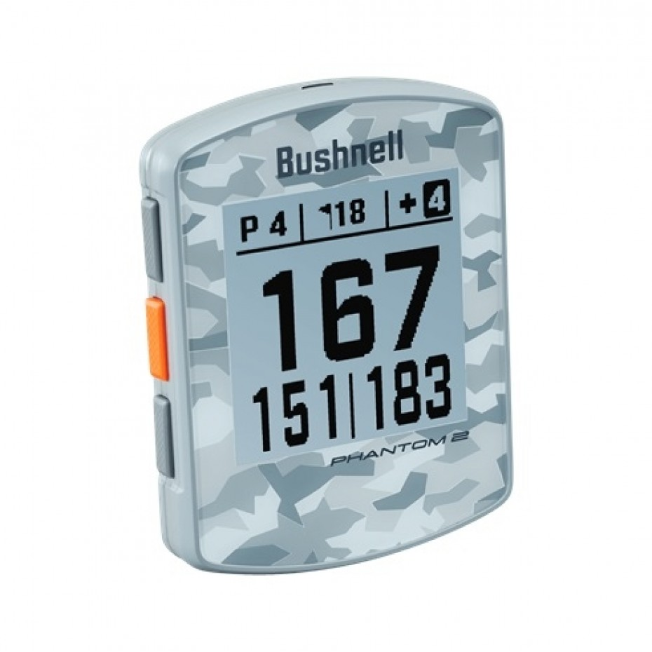 Bushnell Phantom 2 GPS With Magnetic Mount Grey Camo