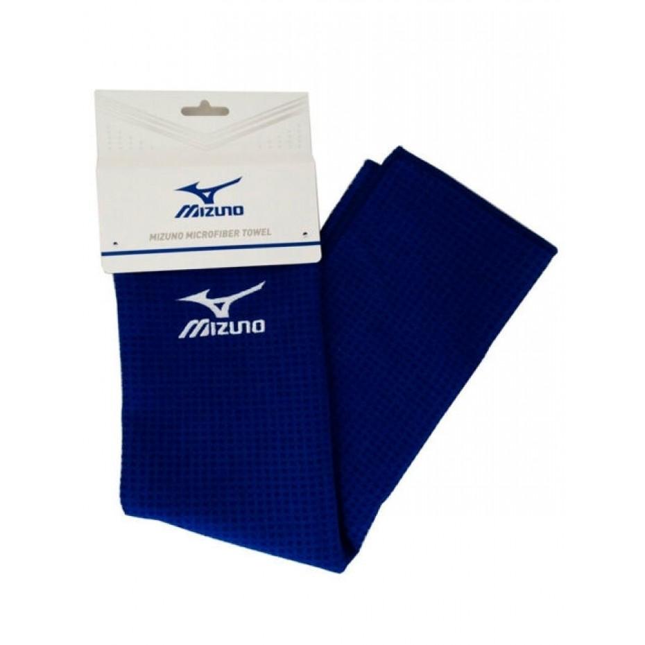 Mizuno Small Microfiber Towel Navy Blue