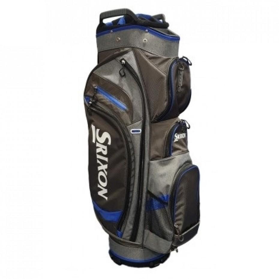 Srixon Performance Cart Bag Grey Blue