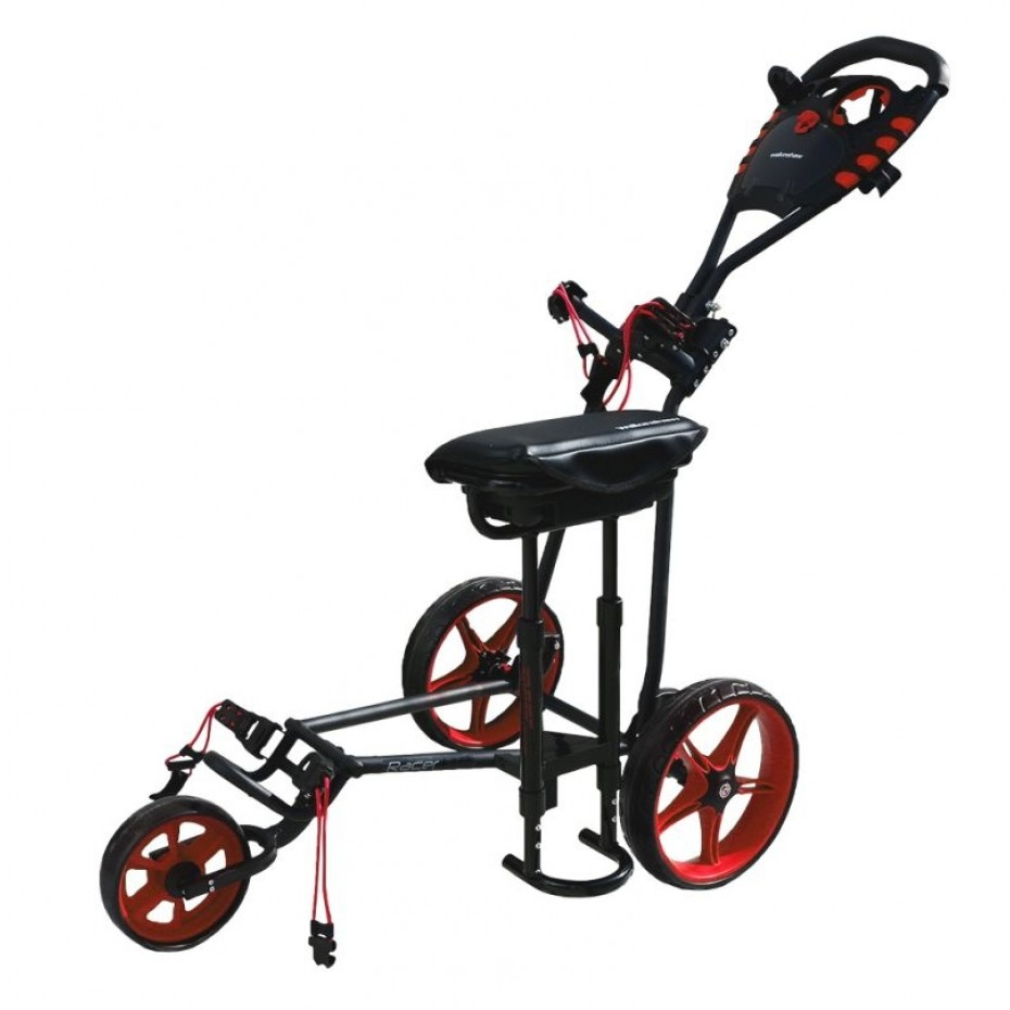 Walkinshaw Racer 4.0 Three Wheel Buggy Black Red