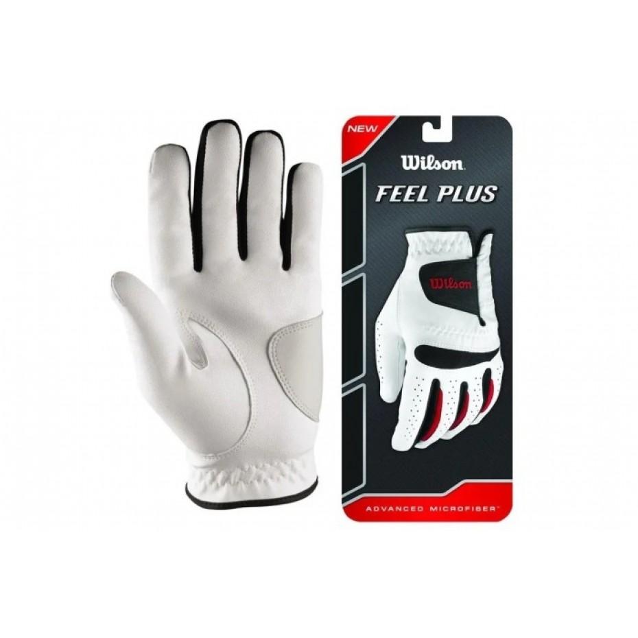 Wilson Feel Soft Plus MLH Gloves