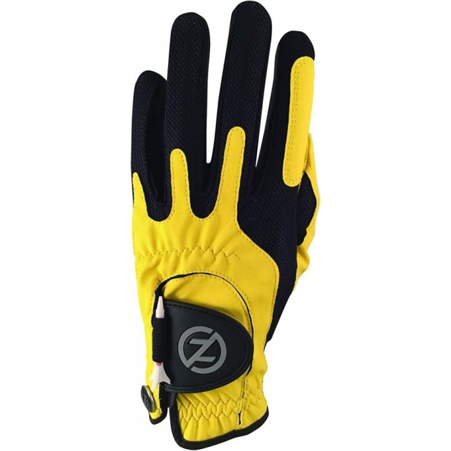 Zero Friction Performance Synthetic Glove MLH Universal One Size Yellow