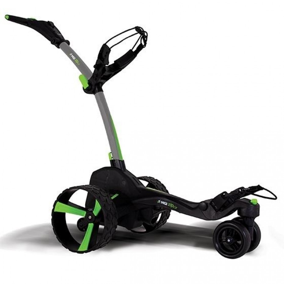 MGI Zip X5 Electric Buggy 18 Hole Lith Battery Grey