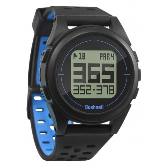 Bushnell ION 2 Watch Black Blue
