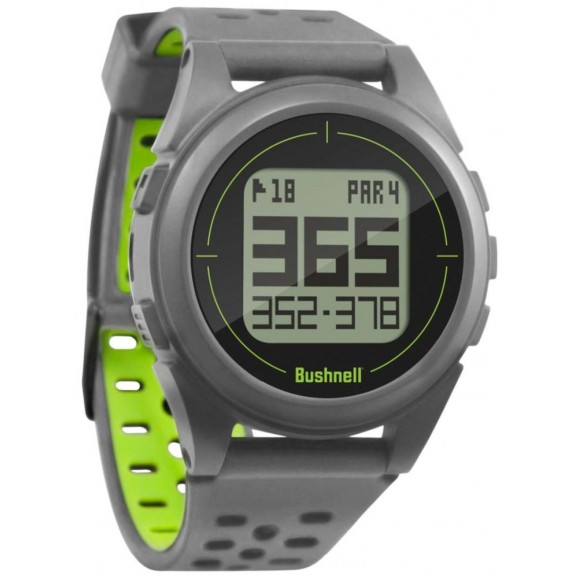 Bushnell ION 2 Watch Silver Green