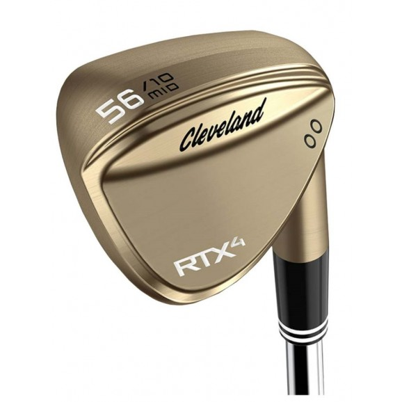 Cleveland RTX 4.0 Wedge Raw 58 Low