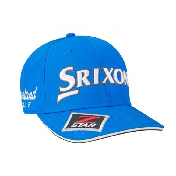 Srixon Tour Staff Cap 18 Blue White