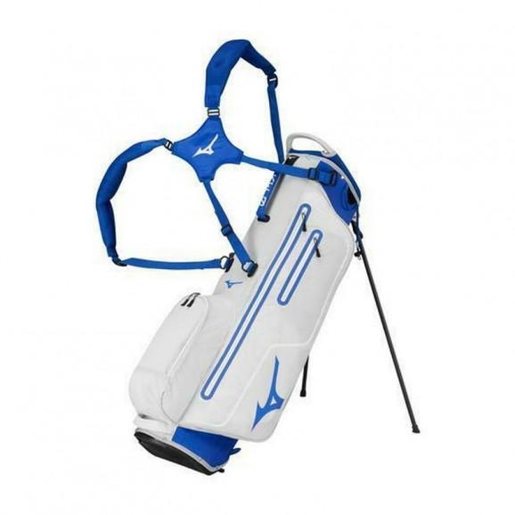 Mizuno K1 LO Ultra Light Stand Bag Staff Blue