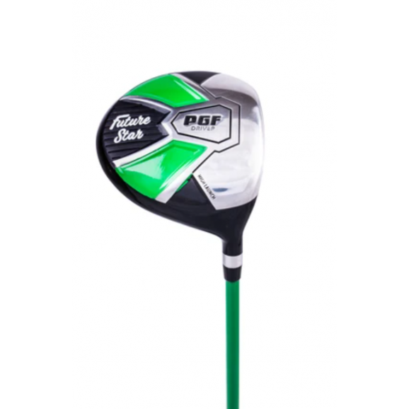 PGF Future Star Driver - Right Hand Green Ages 3+
