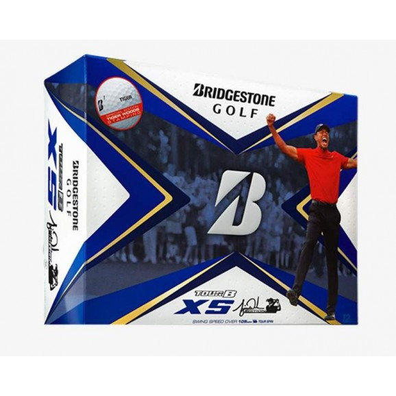 Bridgestone Tour B XS Tiger Woods Limited Edition