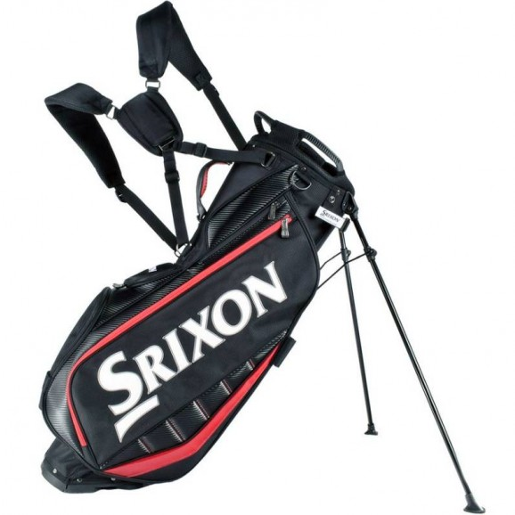 Srixon Tour Stand Bag 2020 Black Red White