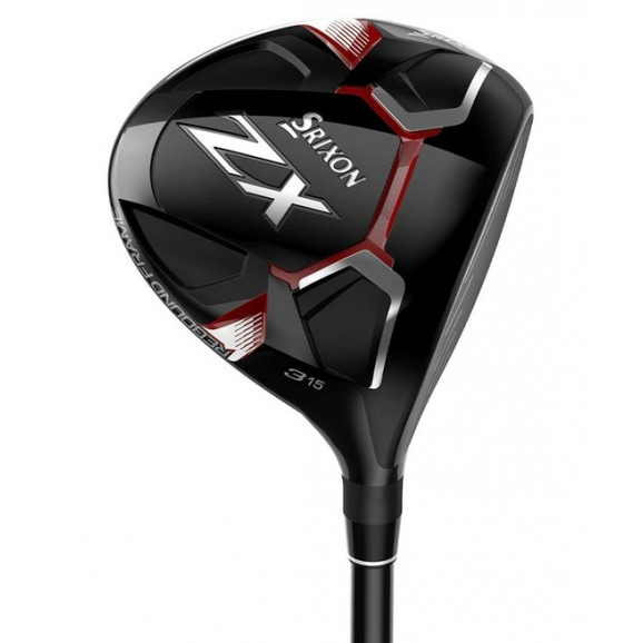 Srixon ZX 5 Fairway - Right Hand - HZRDUS Smoke Regular Flex