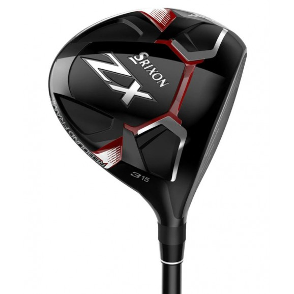 Srixon ZX 3 Fairway - Left Hand - HZRDUS Smoke Stiff Flex