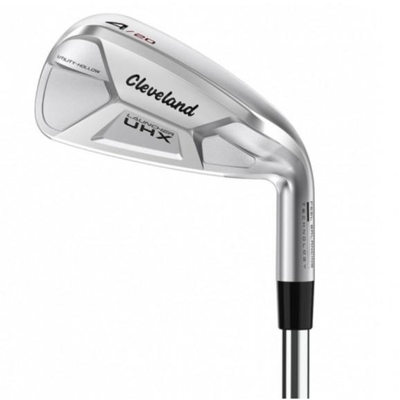 Cleveland Launcher UHX UTI 18 Degree 3 Iron - Graphite Stiff Flex - Right Hand