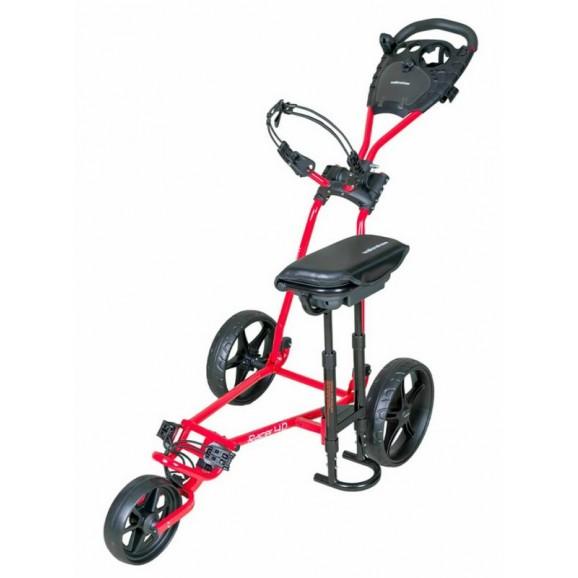 Walkinshaw Racer 4.0 Three Wheel Buggy Red