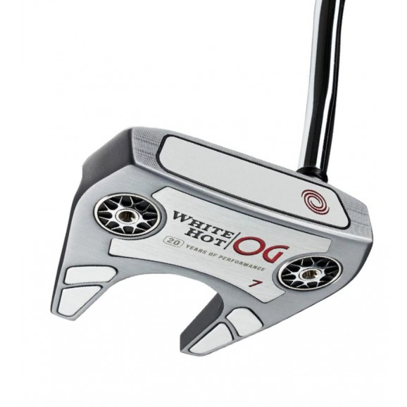 Odyssey White Hot OG Stroke Lab Seven - Left Hand Putter OS Grip