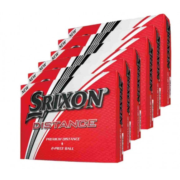 Srixon Distance Golf Ball - 6 Dozen Deal