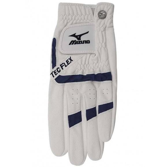 Mizuno TecFlex All Weather Synthetic Glove GLH White