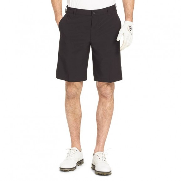 Izod Mens Swing Flex Short Black
