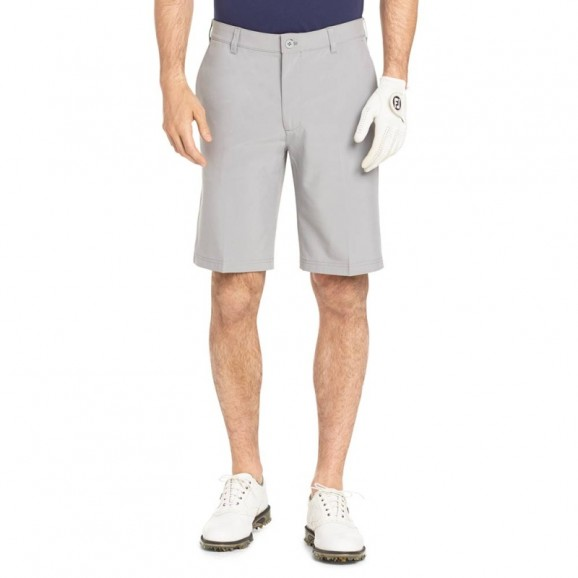 Izod Mens Swing Flex Short Cinder Block