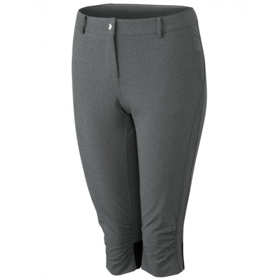 Annika CB Dry Tec 3 Quarter Pants Grey