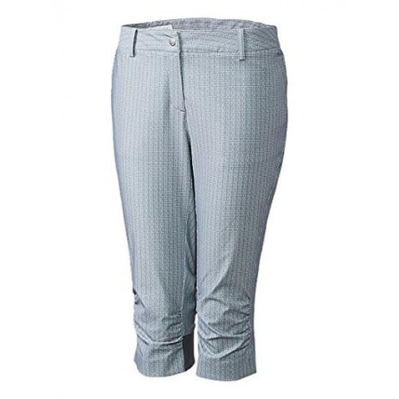 Annika CB Dry Tec 3 Quarter Pants Zinc
