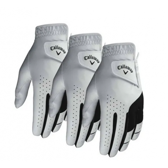 Weather Spann GLH All Weather Glove Pack of 3 White