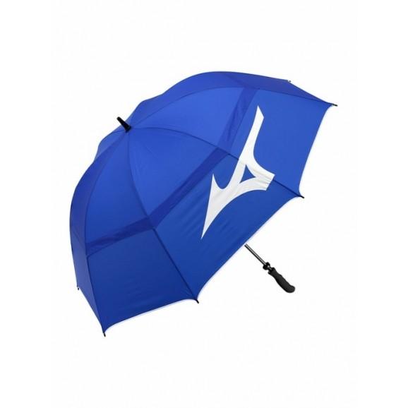 Mizuno Tour Umbrella Twin Canopy Blue White