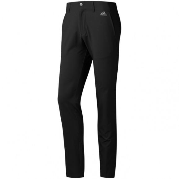 Adidas Mens Pant Ultimate 365 Stipe 3 Taper Leg 32 Black