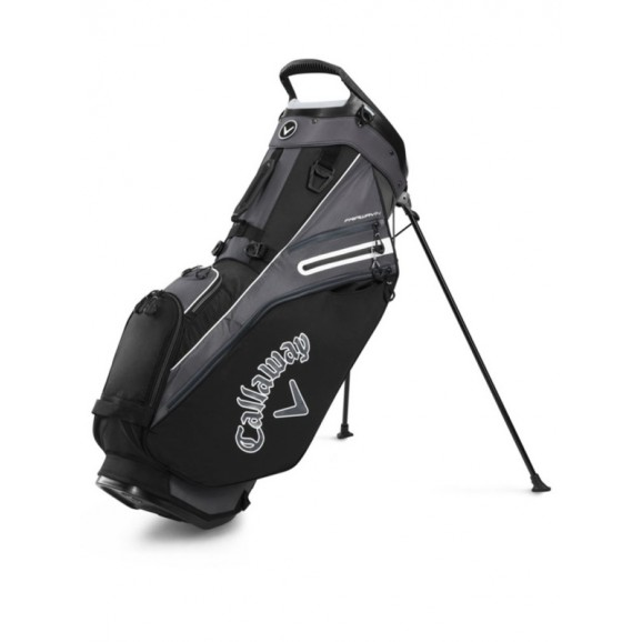 Callaway Stand Bag Fairway 14 Full Divides Black Charcoal