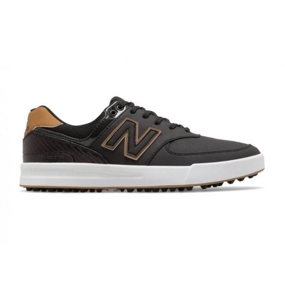 New Balance Mens Shoes Greens MG574GBK Black