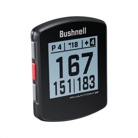 Bushnell Phantom 2 GPS With Magnetic Mount Black