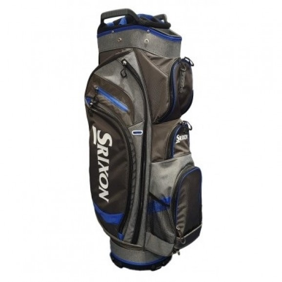 Srixon Performance Cart Bag Grey Blue