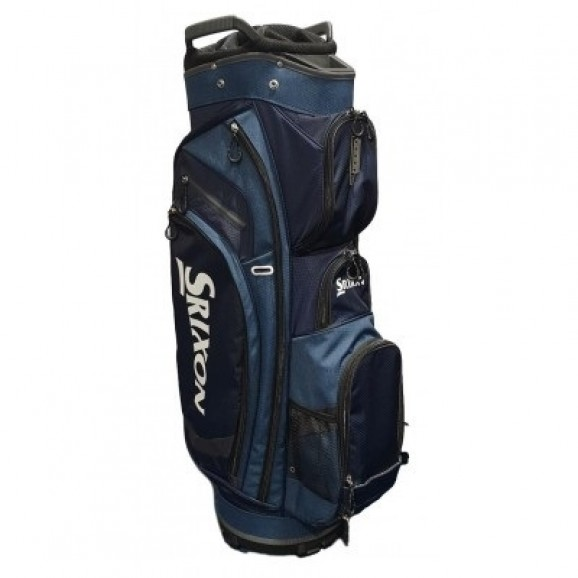 Srixon Performance Cart Bag Navy Charcoal