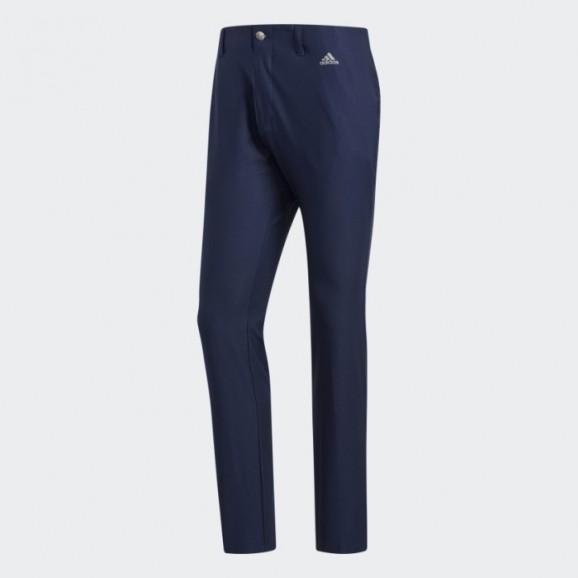 Adidas Mens Pant Ultimate 365 Stipe 3 Taper Leg 32 Navy