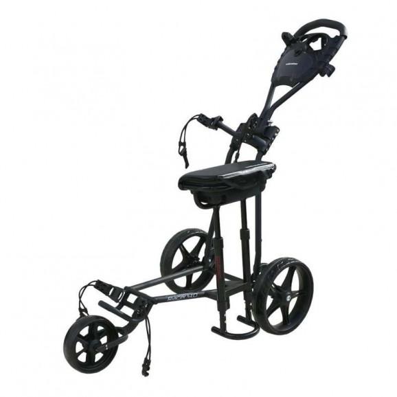 Walkinshaw Racer 4.0 Three Wheel Buggy Charcoal Black