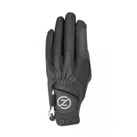 Zero Friction Performance Synthetic Glove MLH Universal One Size Grey Black